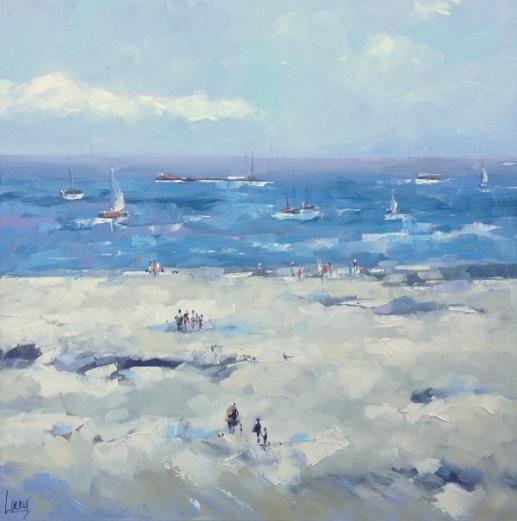 Boats at the Coastline