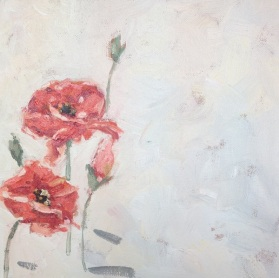 Poppies small II