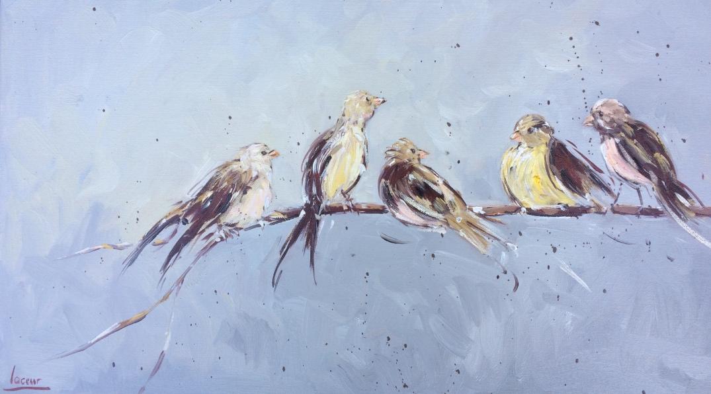 Sweet little birds