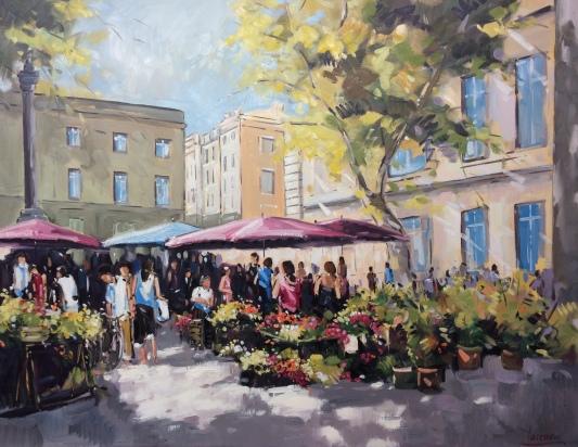 Mediterranean Flowermarket