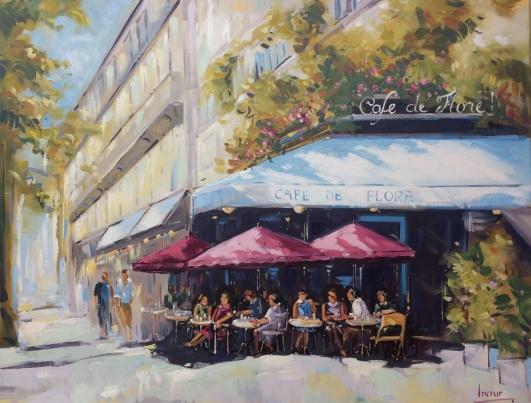 Paris, Café de Flore